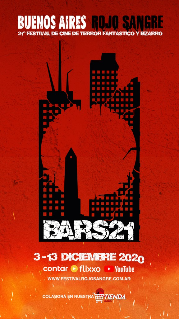 BARS 21 - Flyer